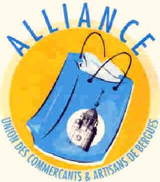 Alliance, vereniging van winkeliers van Sint Winoksbergen (Bergues)