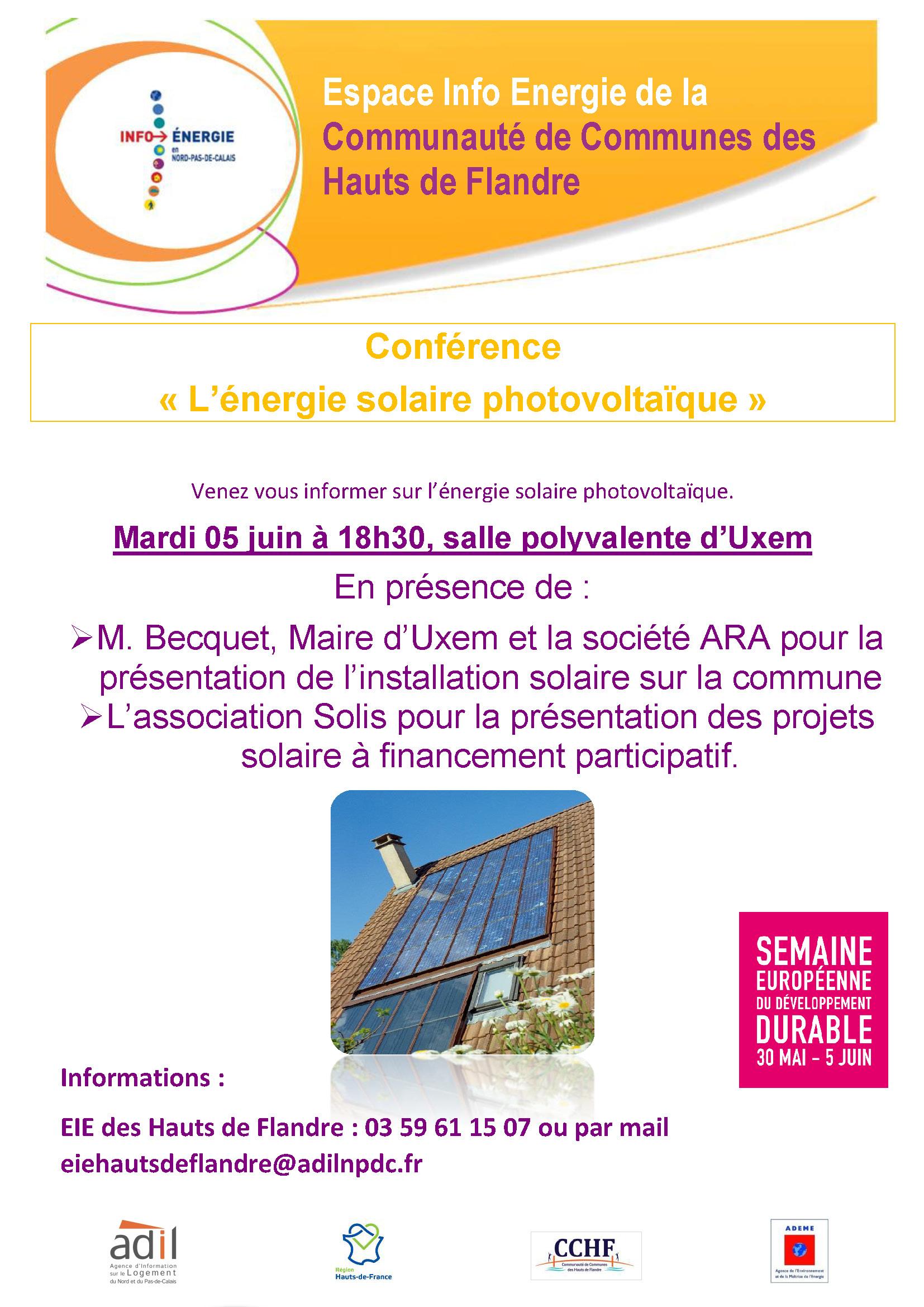 Affiche A4 - Conférence solaire - Uxem.jpg