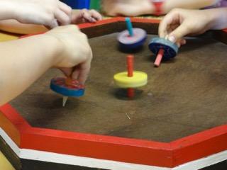 Museum voor traditionele spelen Loon Plage