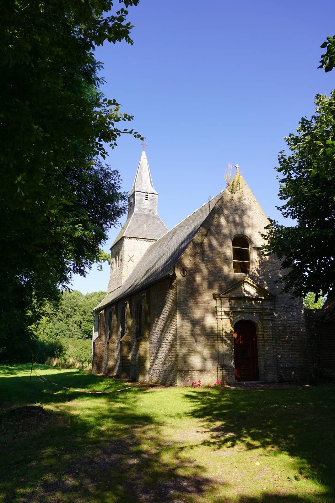 12-08-2016 - Chapelle Sainte Mildrede Merckeghem (3).JPG