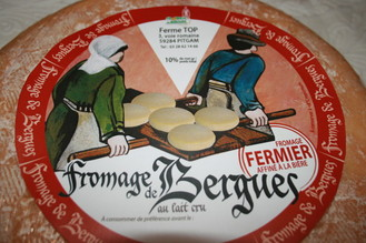 The Bergues cheese