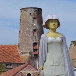 géant Mme Bintje