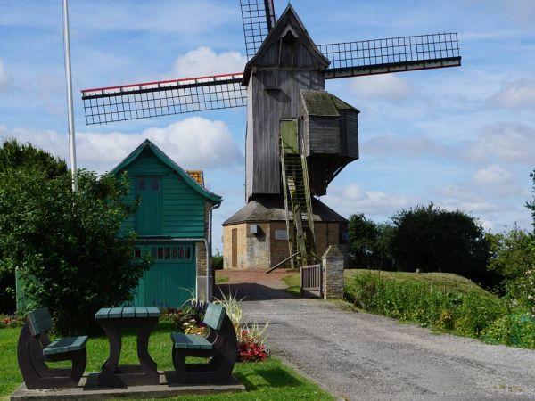 Moulins spinnewyn et noordmeulen office de tourisme des hauts de flandre - Office de tourisme moulins ...