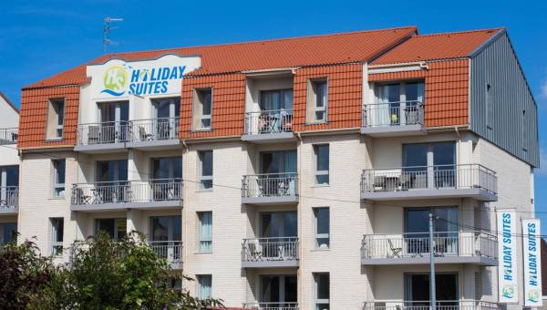 Holiday suites : Les Margats***
