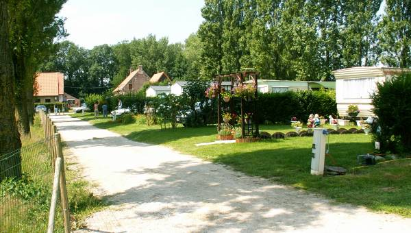 Camping des Roses**
